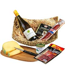 Our Hearty Culinary Hamper: Anniversary Gifts to Germany