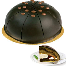 Paris Dessert Truffle Cake: Send Birthday Gifts to Stuttgart