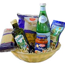 Pasta Bolognese Gift Basket: Anniversary Gifts to Germany
