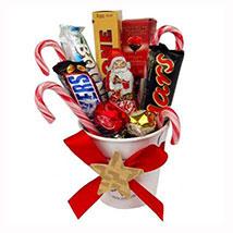 Sweet Christmas Bucket: Christmas Gift Delivery Germany