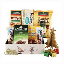 Sweet Moments Diabetic Gift Basket: Christmas Gifts to Germany