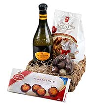 Sweet Prickeling Hamper: Christmas Gift Hampers to Germany