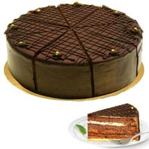 Vienna Dessert Coffee Haus Cake: Send Birthday Cakes to Dusseldorf