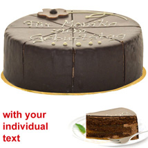 Wonder Sacher Cake: Send Gifts to Stuttgart