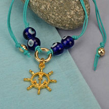Anchor Brotherhood Rakhi GL: Send Rakhi to Greenland