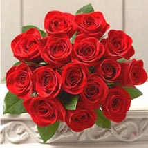 18 rose bouquet JAP: Send Gifts to Japan