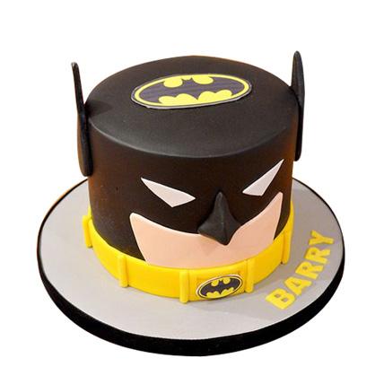 Batman Mask Cake 2kg Eggless