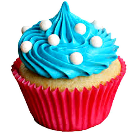 Blue Coffee Cupcakes 6 by FNP