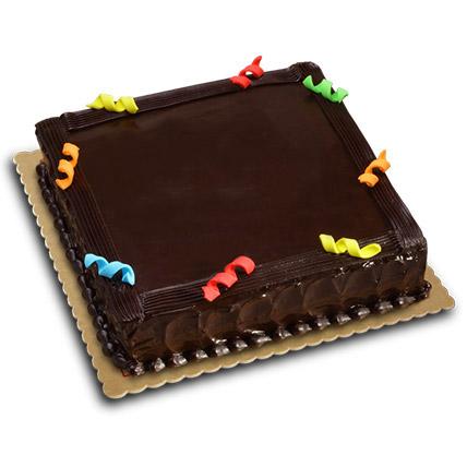 Chocolate Express Cake 1kg Eggless