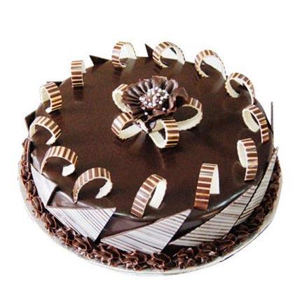 Chocolate Galore Cake Half kg