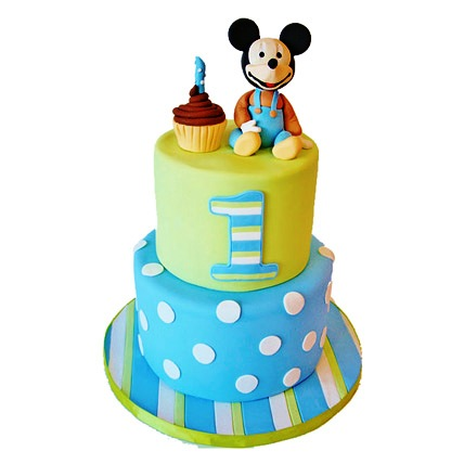 Cute Cartoon Cake 3kg