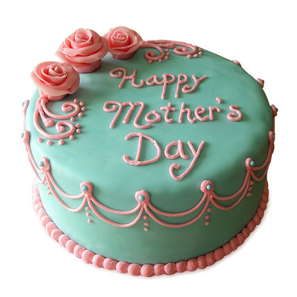 Delectable Mothers Day Cake 2kg Eggless Pineapple