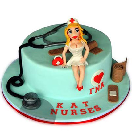 Delicious Doctor Cake 2kg Eggless Butterscotch