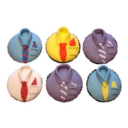 Designer Cupcakes For Dad 12