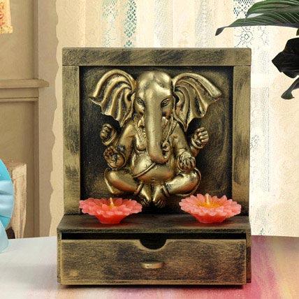 Devotional Ganesha