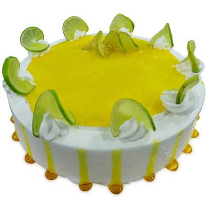 Lemony Lemon Cake 1kg Eggless