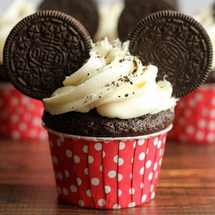Oreo Twirling Cupcakes 24