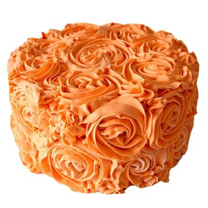 Special Orange Cake Half kg