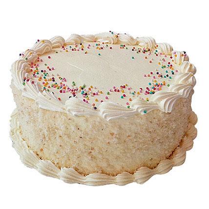 Vanilla Temptation Cake 1 Kg