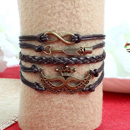 Weave Mask Bracelet