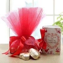 100 Reasons of Love n Chocolates: Chocolates Shopping India
