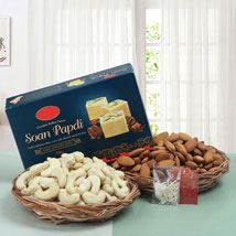 Bhaidooj Bliss: Send Bhai Dooj Gifts