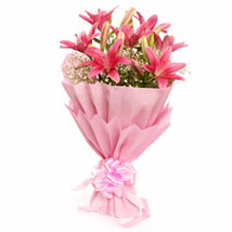 Captivating Asiatic Lilies: Send Flowers to Mumbai