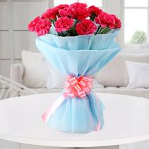 Carnation Carnival: Send Flowers to Mumbai