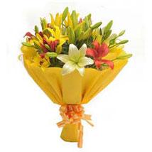 Colours Of Love: Flowers to Mumbai