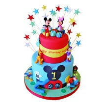 Dazzling Disney Cake: Send Designer Cakes