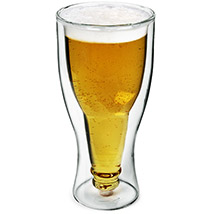 Double Walled Beer Glass: Gifts to Delhi