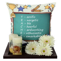 Exclusive Teachers Day Gift: Artificial Flowers