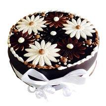 Floral Cake: Send Designer Cakes
