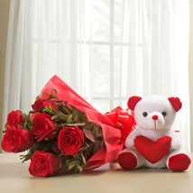 Flowerly and Fluffily Yours: Send Flowers to Delhi
