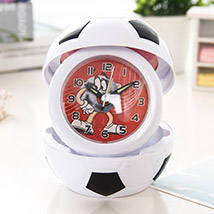 Football Alarm Clock: Gifts to Delhi