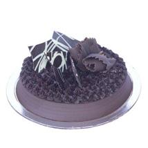 Fudge Brownie Cake: Designer Cakes