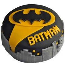Glitzyy Batman City Cake: Send Designer Cakes