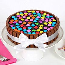 Kit Kat Cake: Send Designer Cakes