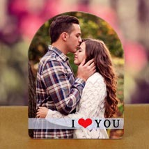 Lots Of Love Personalized Plaque: Romantic Gifts