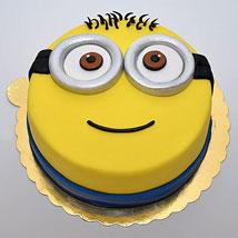 Minion for you Cake: Designer Cakes