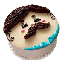 My Daddy My Love Designer Cake: Cakes