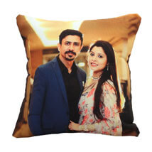 Personalize Photo Cushion: Delhi gifts