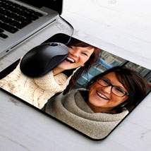 Personalize Photo Mouse Pad: Personalised Gifts