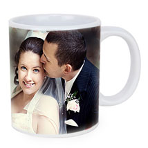 Personalized Couple Photo Mug: Gifts for Anniversary
