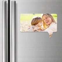 Personalized Fridge Magnet: Personalised Gifts