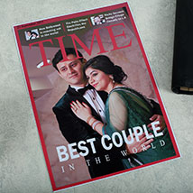 Personalized Magazine Cover: Personalised Gifts