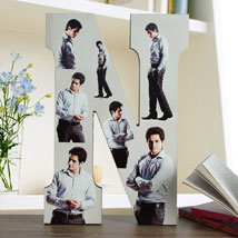 Personalized N Table Top: Personalised Gifts