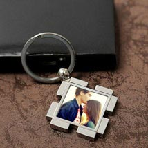 Personalized Valentine Keyring: Personalised Gifts