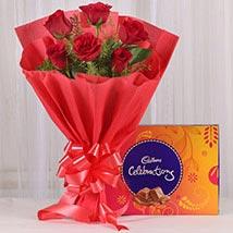 Red Sensation: Chocolates Shopping India