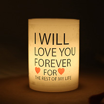 Sight of Love Candle: Romantic Gifts